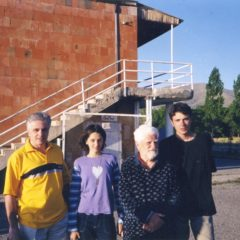 Aram, Anna, Edward and Mher Issabekian. Shorzha. 2001