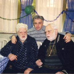 With Khoren Abrahamian and Edward Issabekian. 2004