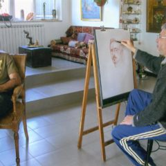 In Ashtarak studio. 2008