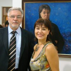 Exhibition of Artists' Union of Armenia Yerevan 2010